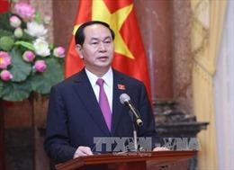 Chủ tịch nước Trần Đại Quang gửi Thư chúc mừng Đại hội đồng AIPA - 39