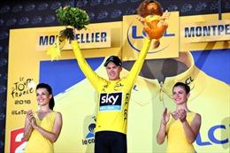 Chris Froome đăng quang Tour de France