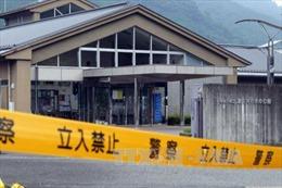 Đối tượng tấn công bằng dao ở Nhật Bản đầu thú