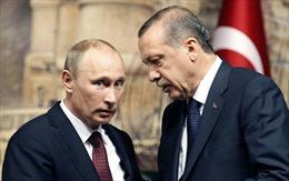 Hôm nay (17/9), lãnh đạo Nga, Thổ Nhĩ Kỳ sẽ thảo luận về điểm nóng Syria