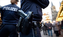 """Cảnh sát Đức phá âm mưu """"cuồng sát"""""""