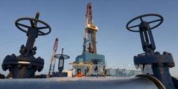 """Giá dầu thế giới chạm """"đáy"""" ba tháng"""