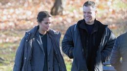 "Matt Damon trở lại trong bom tấn ""Jason Bourne"""