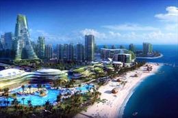 """""""Thành phố Rừng"""" - Dự án tham vọng của Malaysia"""