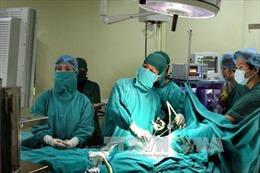 Kiểm tra vụ sản phụ sinh mổ bị bác sỹ cắt nhầm... niệu quản