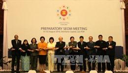 Khai mạc Hội nghị Bộ trưởng Kinh tế ASEAN lần thứ 48