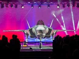 Siêu chiến đấu cơ F-35A đã sẵn sàng tham chiến