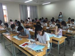 Đại học Luật TP.HCM: Thí sinh dự thi đạt gần 90%
