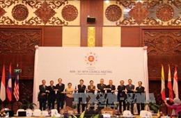 ASEAN cam kết thúc đẩy thuận lợi trong thương mại