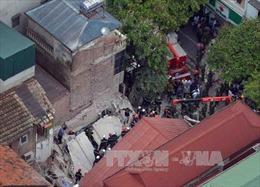 Chủ tịch Hà Nội yêu cầu rà soát nhà xuống cấp