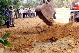Xử lý nghiêm tổ chức, cá nhân trong vụ chôn lấp rác thải Formosa