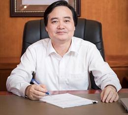 Bộ trưởng Phùng Xuân Nhạ trải lòng trước năm học mới