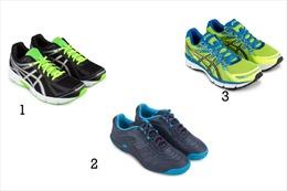 Chọn màu sắc giày thể thao cực chuẩn cho đấng mày râu