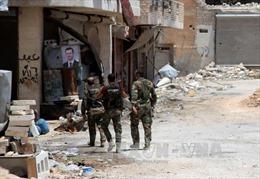 Quân đội Syria tiêu diệt hàng trăm phiến quân