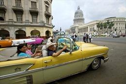 """Du lịch Cuba - """"lực hấp dẫn"""" khách quốc tế"""