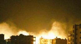 Chiến đấu cơ Nga giận dữ trút bom thành trì của Mặt trận al-Nusra
