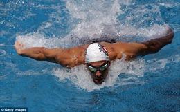 Kình ngư huyền thoại Michael Phelps giành HCV Olympic thứ 19