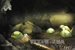 Thêm 500 du khách chinh phục thành công hang Sơn Đoòng