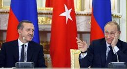 Cuộc gặp Putin-Erdogan: Cơ hội cho sự khởi đầu mới