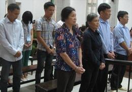9 bị cáo trong đường dây đa cấp xuyên quốc gia lĩnh án tù