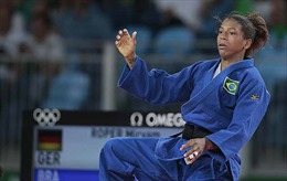 Đoàn chủ nhà Brazil giành huy chương Vàng đầu tiên