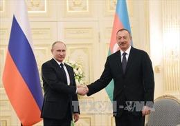 Iran và Azerbaijan quan tâm đến vũ khí Nga