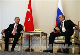 Nga - Thổ Nhĩ Kỳ đạt nhiều thỏa thuận quan trọng
