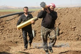 Syria - mảnh đất buôn lậu vũ khí màu mỡ