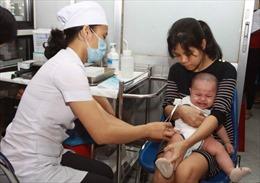Tiêm vét vắcxin DPT cho 125.000 trẻ