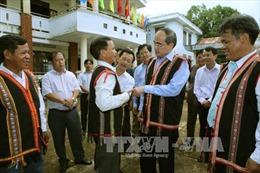 Phát huy vai trò của người có uy tín các dân tộc thiểu số Tây Nguyên