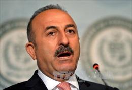Thổ Nhĩ Kỳ muốn cùng Nga chống IS tại Syria