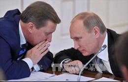 Chánh Văn phòng Phủ Tổng thống Sergei Ivanov bị miễn nhiệm