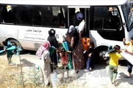 IS bắt 2.000 dân thường ở miền Bắc Syria