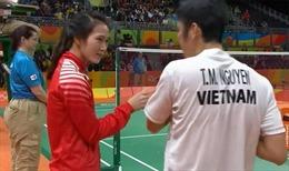 Những cặp tình nhân nổi tiếng tại Olympic 2016