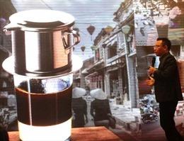 Vinacafé phục hưng hương vị nguyên bản của cà phê Việt Nam