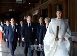 Trung Quốc phản đối nội các Nhật viếng đền Yasukuni