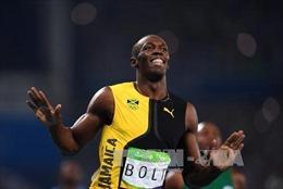 """Bảng thành tích chói lọi của """"tia chớp"""" Usain Bolt"""