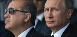 """Bất đồng Nga - Thổ đằng sau """"cánh cửa kín"""""""