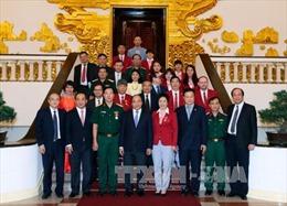 Thủ tướng gặp gỡ Đoàn Thể thao Việt Nam dự Olympic