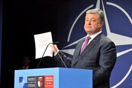 Giới hạn đỏ quan hệ Nga - Ukraine