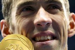 Tượng đài Michael Phelps