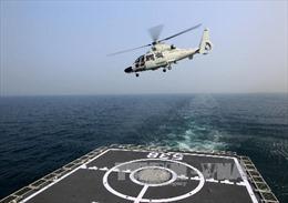"""Trung Quốc tăng cường hải quân và """"thế bao vây"""" của Mỹ, Nhật tại Biển Đông"""