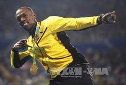 Usain Bolt khẳng định sức mạnh vô đối