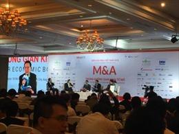 Thị trường M&A Việt có thể đạt 6 tỷ USD trong năm nay