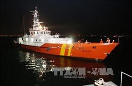 Kịp thời cấp cứu thuyền viên bị nạn trên biển