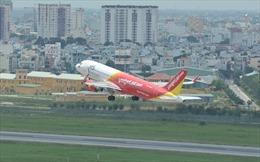 Nhiều chuyến bay Vietjet ảnh hưởng do bão số 3