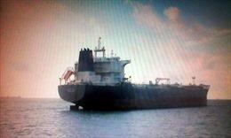 Tàu chở dầu Nga bị giữ tại Malaysia