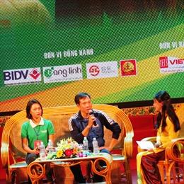 Hoàng Xuân Vinh nhắn nhủ giới trẻ nuôi dưỡng khát vọng