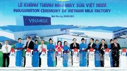 Vinamilk kỷ niệm 40 năm thành lập