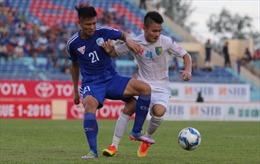Hà Nội T&T thắng 1 - 0 trước QNK.Quảng Nam